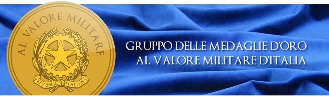 Gruppo Medaglie D'Oro Al Valor Militare D'Italia