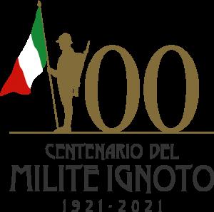 logo del centenario del milite ignoto